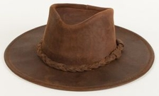 9503 Minnetonka Brown Outback Hat