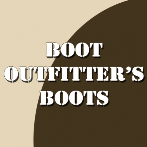 Boot Outfitter039;s Boots