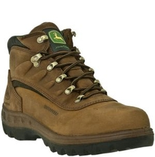 JD3504 John Deere Tan Waterproof Lace